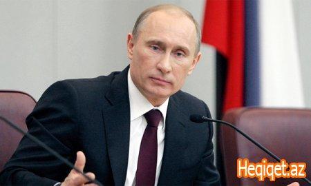 Vladimir Putin: İlham Əliyev Rusiya-Azərbaycan əməkdaşlığının möhkəmlənməsinə böyük şəxsi töhfə verir