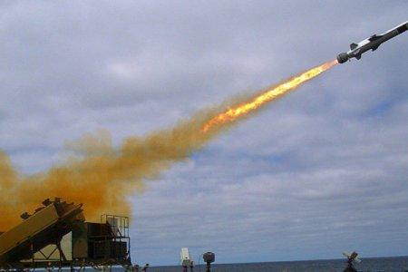 ABŞ Suriyaya raket zərbələri endirdi