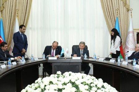 DGK və AMEA arasında anlaşma memorandumu imzalanıb