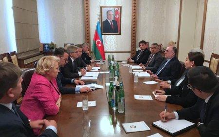 Azərbaycanla Litva arasında əməkdaşlığın perspektivləri müzakirə olunub