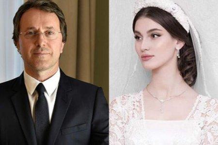 Alla Puqaçevanın keçmiş kürəkəni 18 yaşlı çeçen gözəli ilə evləndi